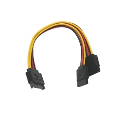 Splitter Power Cable from SATA to 2 x SATA