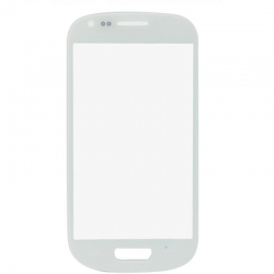 Touch Screen - Remplacement pour Samsung Galaxy S3 mini i8190 - Bianco