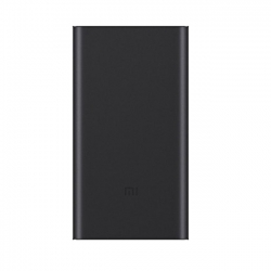 Xiaomi Mi Power Bank2 10000 mAh Quick Charge 2.0 - Batteria esterna USB supplementare per Smartphone e Tablet
