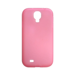 Silicone case for Samsung Galaxy S4 (i9500) - Pink