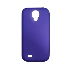 Silicone case for Samsung Galaxy S4 (i9500) -Violet