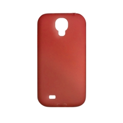 Silicone case for Samsung Galaxy S4 (i9500) - Red