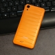 Back battery cover, replacement for Doogee Valencia DG800 - Orange