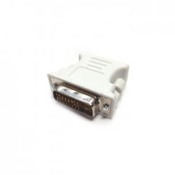 DVI-I Adapter (24 + 1) to VGA - NO Converter