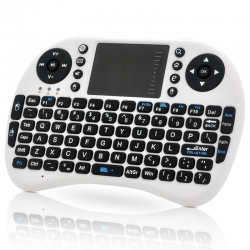 Wireless QWERTY Keyboard