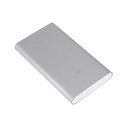 Xiaomi Mi Power Bank2 10000 mAh Quick Charge 2.0 - Additional USB External Battery for Smartphones and Tablets